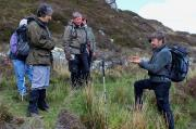 Thumbnail for article : Rangers show the way on the Peatlands of the Flow Country