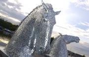 Thumbnail for article : Mini Kelpies come to Inverness Campus - Enter The Selfie Competition