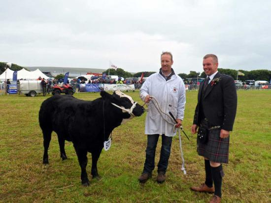 Photograph of Caithness County Show 2016 - Results