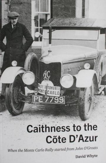 Photograph of Caithness to the Cote DAzur - When the Monte Carlo Rally Started from John OGroats