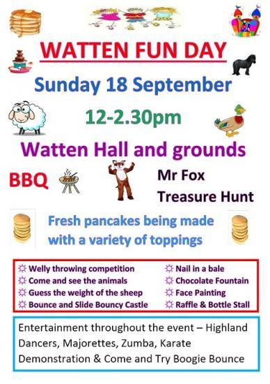 Photograph of Watten Fun Day - Sunday 18 September 2016