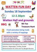 Thumbnail for article : Watten Fun Day - Sunday 18 September 2016