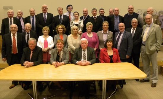 Photograph of Highland Independent Councillors Launch New Web Site