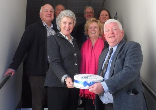Photograph of Hi-Scot Credit Union Celebrates 10 Years
