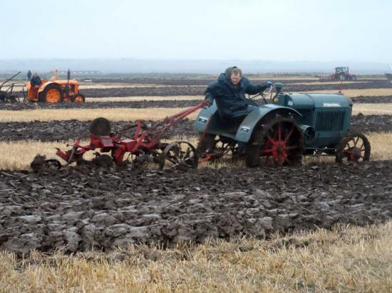 Photograph of North and West Caithness Ploughing Association 27th Annual Ploughing Match
