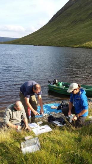 Photograph of Scotlands rarest fish finds safe haven in southern loch