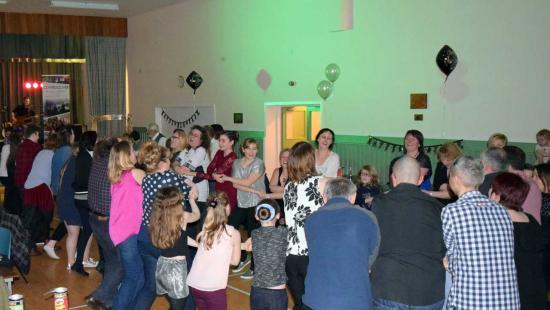 Photograph of Watten Hogmanay PartyTo Welcome 2017