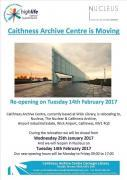 Thumbnail for article : Caithness Archive Moving Soon To New Home