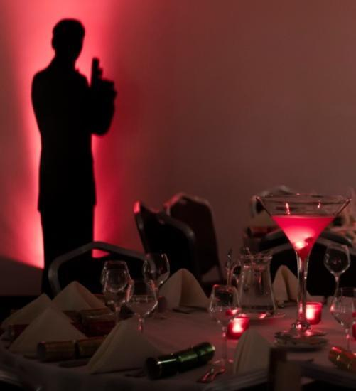 Photograph of Friends of Annie Charity Event - James Bond Themed Dinner Dance