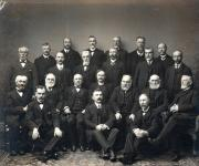 Thumbnail for article : Rev. Alfred Coutts and Elders Photo