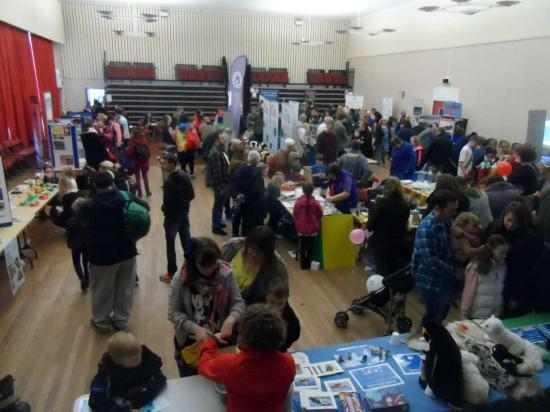 Photograph of Caithness Science Festival 2017 - The Fun Day Photos