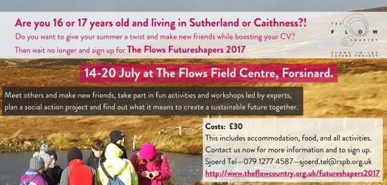 Photograph of Are you 16 or 17 and looking for something different this summer?