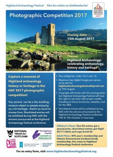 Photograph of Snap a bit of Highland Heritage  - Photo Competition