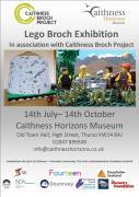 Thumbnail for article : Lego Broch Exhibition Opens At Caithness Horizons