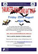 Thumbnail for article : Bats At Thrumster Night