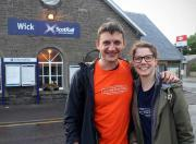 Thumbnail for article : All The Stations Pair Arrive At Wick After 104 Days