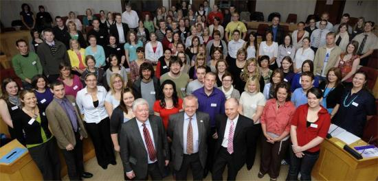 Photograph of Probationer Teachers Welcomed In The Highlands 2008