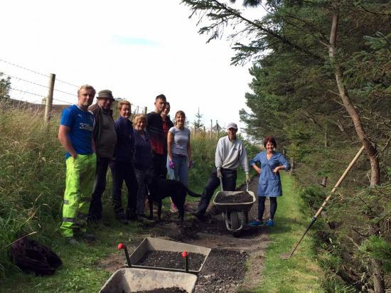 Photograph of Wick Riverside Volunteers Making a Huge Difference - Want to Help?