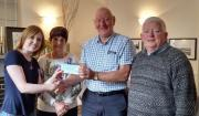 Thumbnail for article : 50th Wedding Anniversary Wick Couple Asked Guests To Donate to CHAT