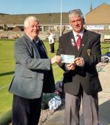 Thumbnail for article : St Fergus Bowling Club Donates £300 to Laurandy Day Care Centre