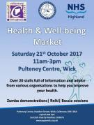 Thumbnail for article : Wick event to focus on health and wellbeing services