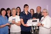 Thumbnail for article : Caithness Heart Support Group handed over equipment to Wick GP surgeries