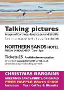 Thumbnail for article : Talking Pictures - Images of Caithness Landscapes and Birdlife