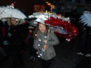 Thumbnail for article : Christmas Lights Switch on and Decorated Umbrella Parade in Wick