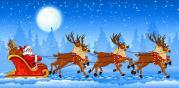 Thumbnail for article : Santa's Sleigh Coming To Wick