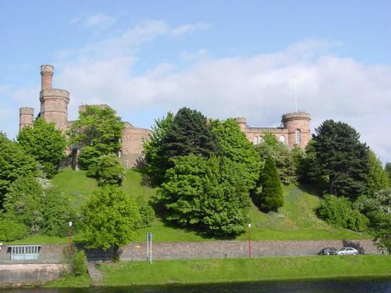 Photograph of Inverness Castle Viewpoint opens its doors in February