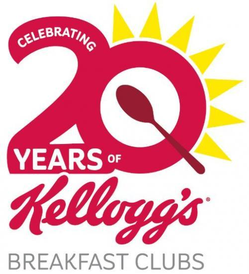 Photograph of KELLOGG'S Celebrates 20 Years Of Supporting Breakfast Clubs With New Grant Programme