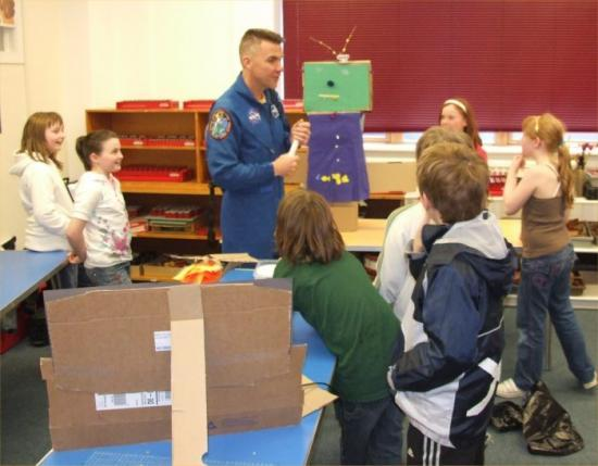 Photograph of Caithness Science Festival 2008