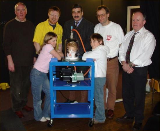 Photograph of Caithness Science Festival 2005