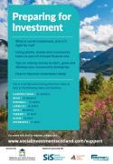 Thumbnail for article : 'Preparing for Investment' in the Highlands and Islands - charities, social enterprises, community enterprise