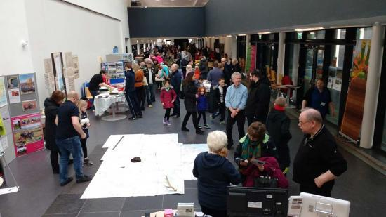 Photograph of Caithness Science Festival 2018 Fun Day