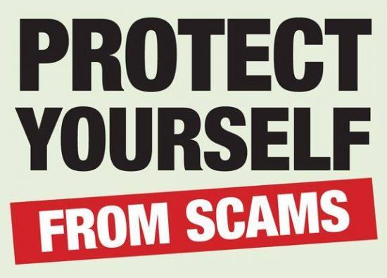 Photograph of Don't Get Caught By Scams on Telephone Preference Service