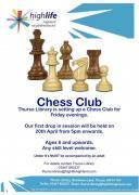Thumbnail for article : New Chess Club Starting Up