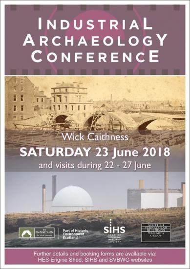 Photograph of Archaeology Conference in Caithness 22nd to 27th June 2018