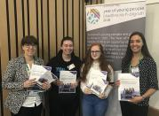 Thumbnail for article : Anti bullying guidance developed by young people in Highland launched