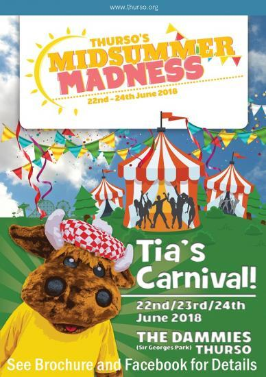 Photograph of Midsummer Madness is BACK!
