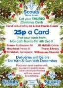 Thumbnail for article : Thurso Scouts Christmas Post 2018