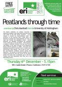 Thumbnail for article : Peatlands Through Time
