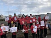 Thumbnail for article : Noss Primary School Kids Learn About Peaceful Protesting