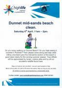 Thumbnail for article : Dunnet Beach Clean - Saturday 6th April