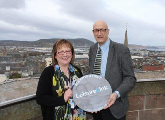Photograph of New Leisure Link Partnership secures free access for Leisure members across four areas of Scotland