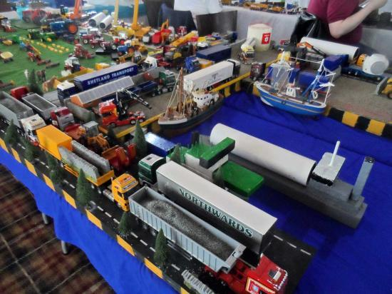 Photograph of Caithness Model Club Show 2019