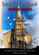 Thumbnail for article : Wick and Keiss Baptist Church Sunday School Times