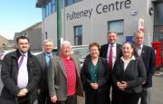 Thumbnail for article : Labour Party Visit To Caithness Hears About Third Sector and Health Issues From CHAT