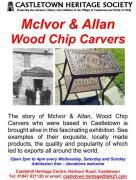 Thumbnail for article : McIvor and Allen Wood Chip Carvers of Castletown Exhibition