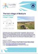 Thumbnail for article : The Lost Village of Badryrie